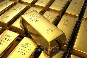 Giá vàng quay đầu hồi phục