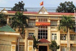 UBND một huyện ở Nghệ An bị 'tố' nợ tiền cơm tiếp khách hàng tỷ đồng
