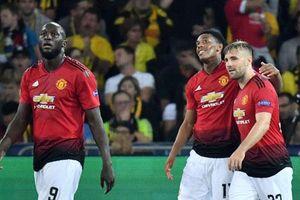 Đội hình tiêu biểu vòng 29 Premier League: M.U áp đảo