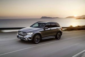 Mercedes-Benz giới thiệu GLC 2020 với nhiều cải tiến