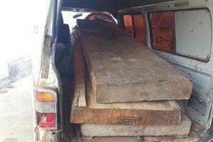Đắk Lắk: Dân tố chủ tịch xã 'âm thầm' tẩu tán gỗ tang vật