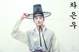 Cha Eun Woo (ASTRO) nhận vai Hoàng tử, yêu say đắm Shin Se Kyung trong phim cổ trang
