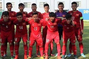 U18 Việt Nam rơi vào 'bảng tử thần' giải U18 ĐNA 2019