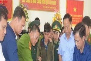 Hà Tĩnh: Bắt đối tượng vận chuyển ma túy vùng biên