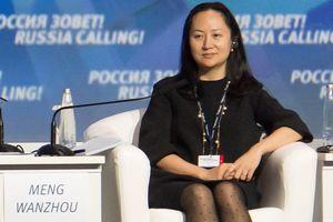 CFO Huawei kiện Canada trong vụ bắt giữ tháng 12/2018