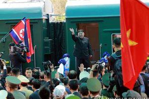 Ông Kim Jong Un về thẳng Triều Tiên mà không dừng lại ở Bắc Kinh