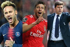 Chuyển nhượng 4/3: MU bạo chi vì 'sao mai', Real sáng cửa mua Neymar
