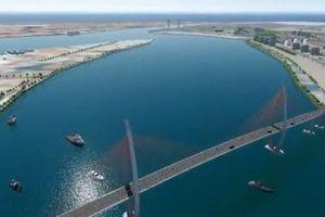 Cầu Cần Giờ sẽ được xây dựng với hình tượng cây đước