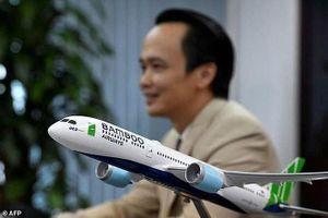 Ông Trịnh Văn Quyết làm chủ tịch kiêm Tổng giám đốc Bamboo Airways