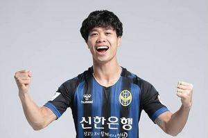 Công Phượng bất ngờ lập hattrick bàn thắng cho Incheon United