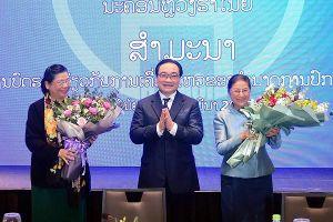 Hà Nội chia sẻ kinh nghiệm về hoạt động chính quyền địa phương với Quốc hội Lào