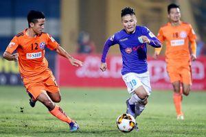 Vòng 3 V-League 2019: Lịch thi đấu dày đặc