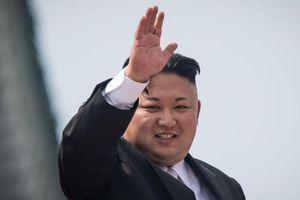 Ông Kim Jong-un đã về tới Bình Nhưỡng