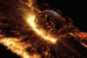2 kịch bản tự hủy của vũ trụ và cái kết thảm khốc