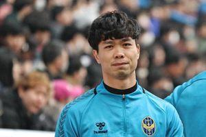 Công Phượng lập hat-trick trong trận đấu tập của Incheon