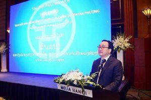 Việt Nam – Lào: Trao đổi kinh nghiệm hoạt động chính quyền địa phương