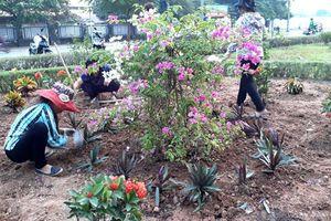Hà Đông, xóa 226 điểm chân rác thành vườn hoa và nơi vui chơi