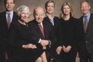 'Sốc' với khối tài sản của 15 gia tộc giàu nhất nước Mỹ