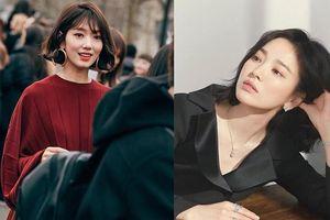 Để U40 vẫn trẻ xinh như Song Hye Kyo, hãy cắt tóc ngắn