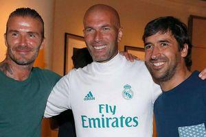 Chốt tương lai Solari, Real Madrid chọn nhân vật thay thế bất ngờ