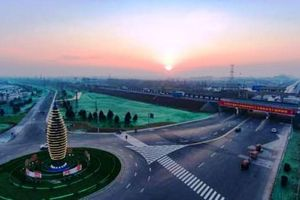 Trung Quốc đẩy mạnh liên kết phát triển khu vực Bắc Kinh, Thiên Tân, Hà Bắc