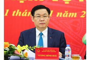 Phó Thủ tướng Vương Đình Huệ trực tiếp chỉ đạo Ủy ban Quản lý vốn nhà nước tại doanh nghiệp