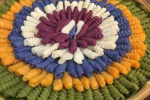 Cả trăm loại bánh dân gian hội tụ ở lễ hội 'Hương sắc phương Nam'