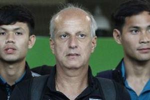 HLV U23 Thái Lan tự tin trước vòng loại U23 châu Á