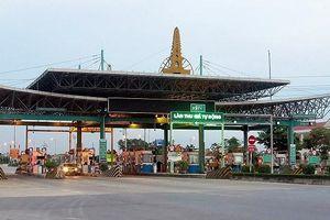 Trạm BOT Mỹ Lộc thu phí trở lại sau 7 tháng xả trạm