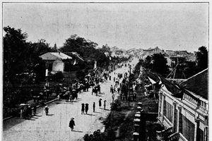 Phố Đinh Tiên Hoàng Hà Nội 1 thế kỷ trước trông thế nào?