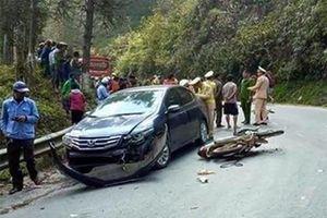 Diễn biến mới nhất vụ 'bắt đền' 400 triệu đồng sau tai nạn chết người ở Sa Pa