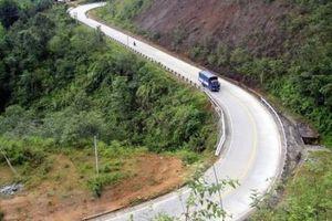 Kon Tum: Đầu tư trên 15 tỷ đồng khắc phục 'điểm đen' về tai nạn giao thông tại đèo Lò Xo