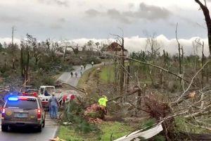 Lốc xoáy tấn công Alabama, hơn 20 người chết