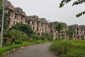 Mê Linh: Thu hồi 8 dự án bất động sản