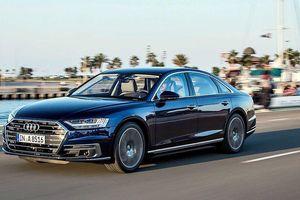 Tìm hiểu hệ thống treo khí nén sử dụng trí tuệ nhân tạo của Audi