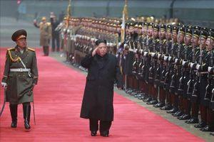 Ông Kim Jong-un đã về đến Triều Tiên