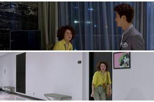 Lan Ngọc bị tình cũ thẳng tay đuổi ra cửa ngay lần đầu đến nhà trong tập 23 'Mối Tình Đầu Của Tôi'