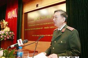 Bộ Công an tổng kết công tác phục vụ Thượng đỉnh Hoa Kỳ-Triều Tiên