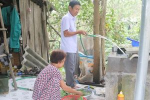 Thiếu nước sạch, hơn 800 hộ dân Tiền Giang phải dùng nước kênh, mương