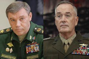 Giới chức quân đội Mỹ, Nga thảo luận về vấn đề Syria
