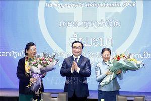Việt Nam - Lào trao đổi kinh nghiệm hoạt động chính quyền địa phương