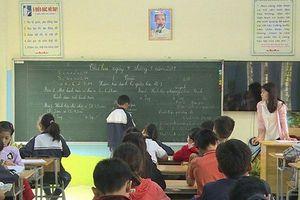 Thầy giáo dâm ô 13 học sinh tiểu học xin ra khỏi ngành