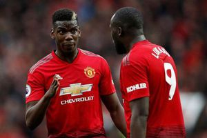 Pogba và Lukaku cãi vã dữ dội sau trận thắng của M.U