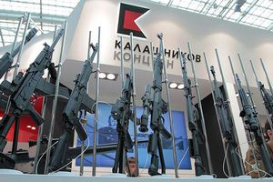 Bất ngờ dàn vũ khí mới của nhà sản xuất súng AK