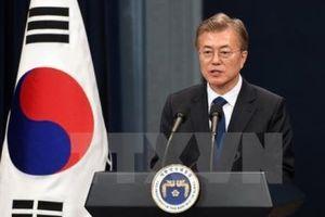 Tổng thống Hàn Quốc tin tưởng Triều Tiên sẽ phi hạt nhân hóa