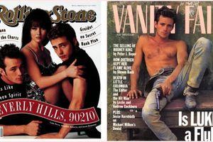 Ngôi sao điện ảnh 'Beverly Hills, 90210' Luke Perry đột tử ở tuổi 52