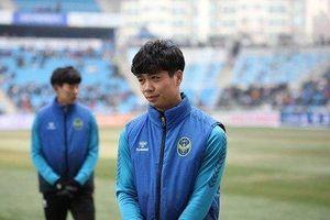PV Hàn Quốc lạc quan về tương lai của Công Phượng tại Incheon United