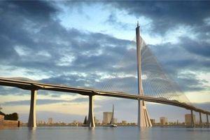 TP. HCM chốt phương án xây cầu Cần Giờ hình cây đước dài 7,4km