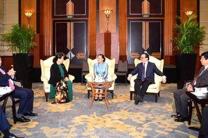 Chia sẻ kinh nghiệm về hoạt động của chính quyền địa phương với Quốc hội Lào