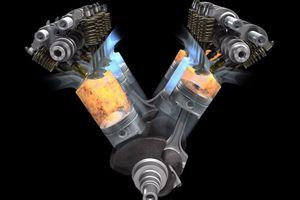 Động cơ V8 hoạt động như thế nào, có tốn xăng không?